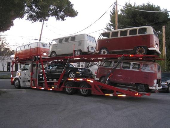 0028 busjes on truck