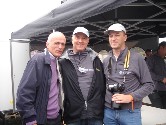 0035 Xavier, Paul & Bob