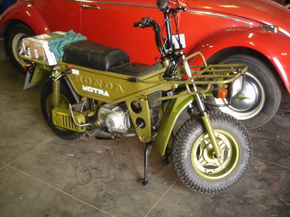 0069 gekke Honda