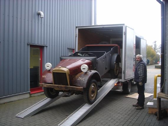 137 Stoewer transport...