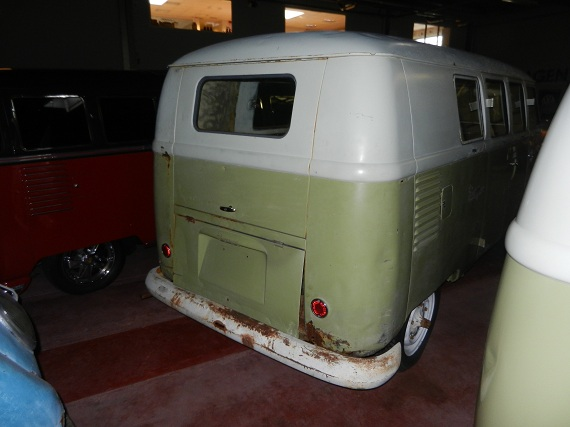 BBT nv // Blog » Cool arrival… 1959 Mango green Seagull ...