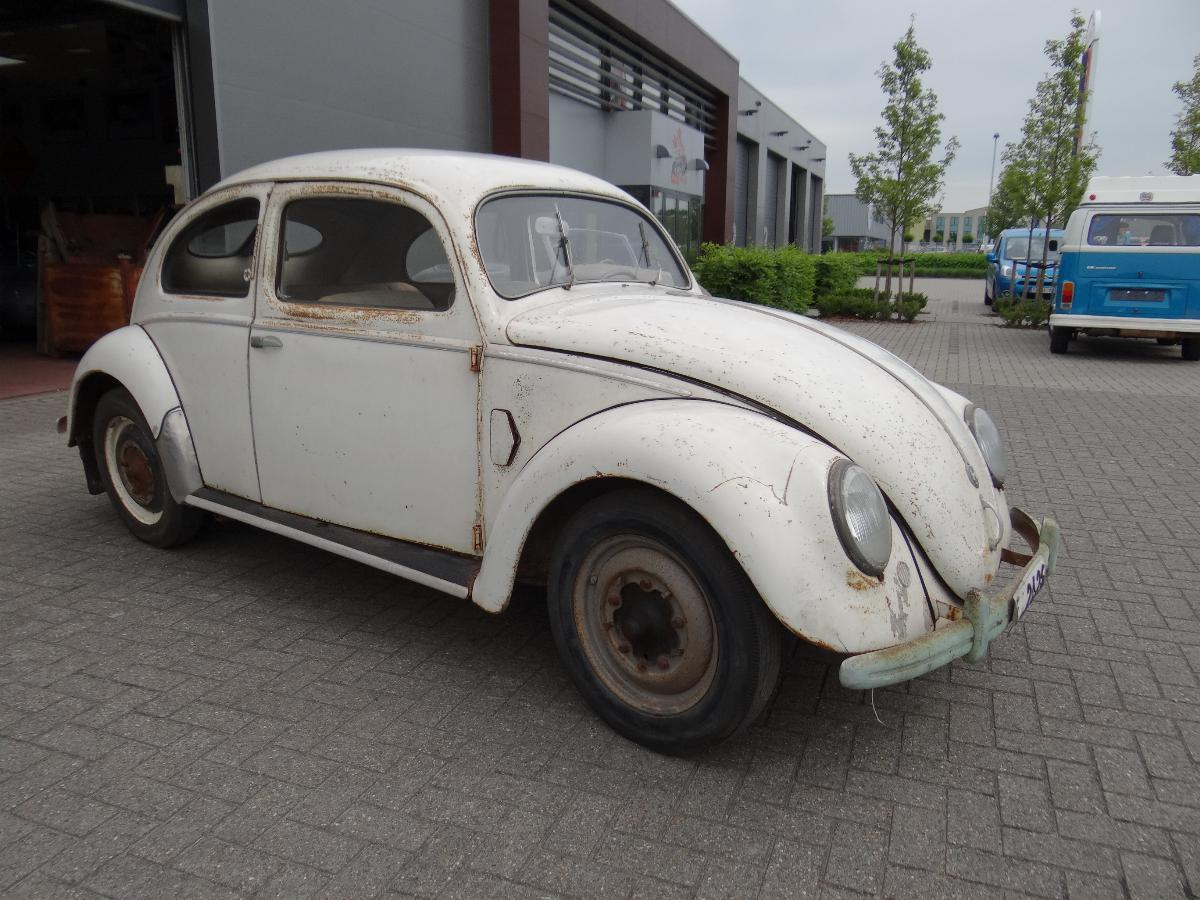 Bbt nv blog for sale 1952 untouched split window for 1952 split window vw bug
