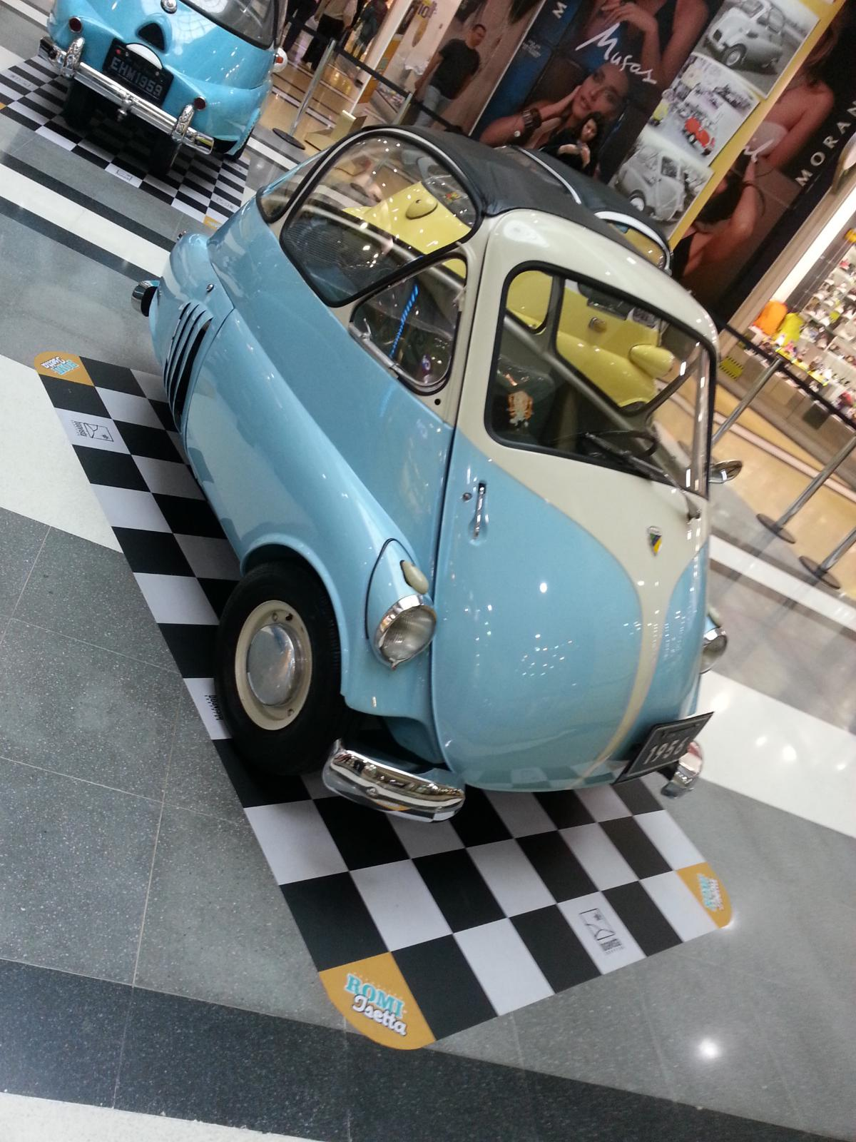 BBT nv Blog The first ever Brazilian made car the Romi Isetta