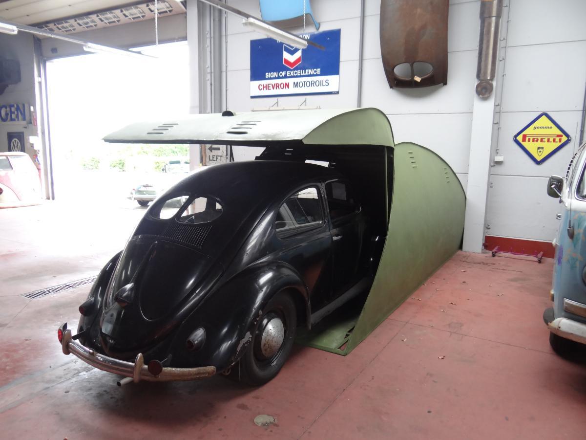 Bbt nv blog the k fergarage arrived bbt hq for Garage volkswagen persan