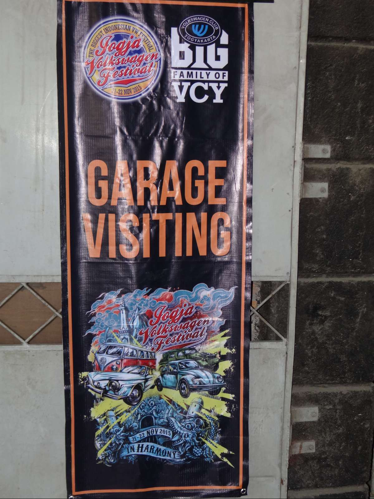 bbt nv indonesian trip garage tour in yogyakarta. Black Bedroom Furniture Sets. Home Design Ideas