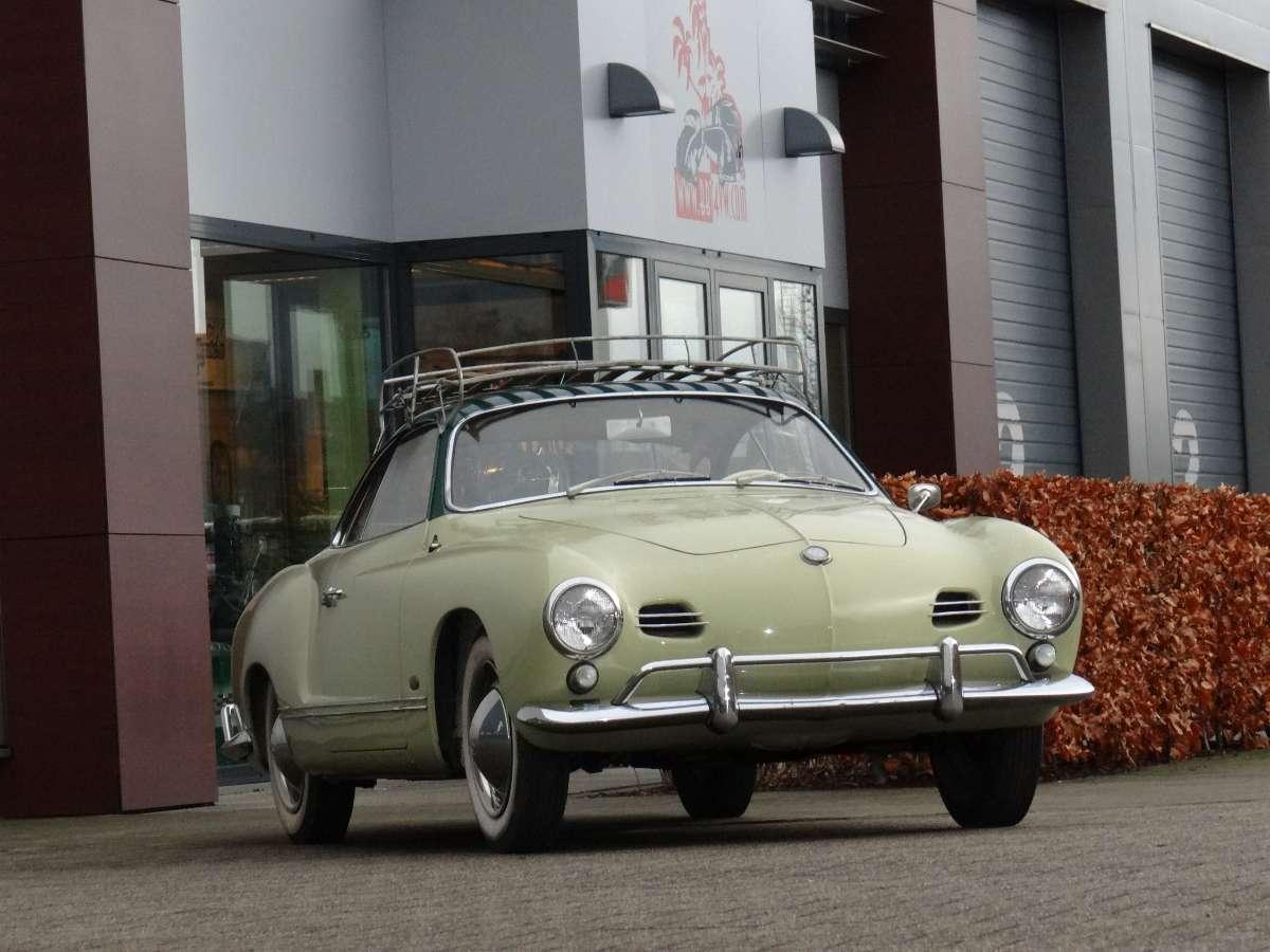 2015-12-22 11.09.44 & BBT nv // Blog » For sale; 1958 Karmann Ghia Lowlight coupe in ... azcodes.com