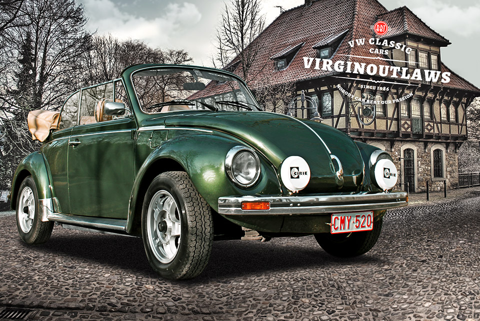 BBT nv // Blog » For sale: 1975 – 1303 Convertible, straight from ...
