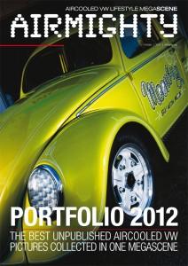 Airmighty Portfolio Cover 2012