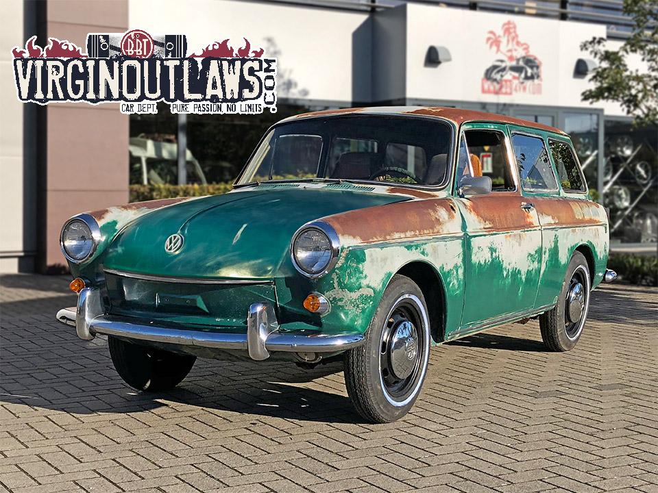 BBT nv // Blog » For sale: 1968 Type 3 Squareback, the